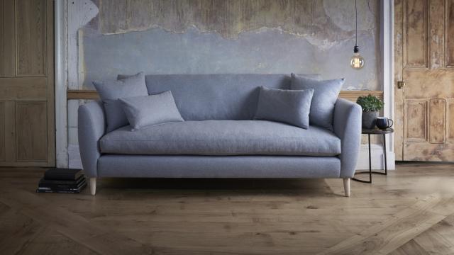 Compact Earnshaw Sofa