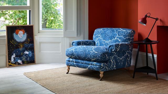House & Garden Poirot Chair