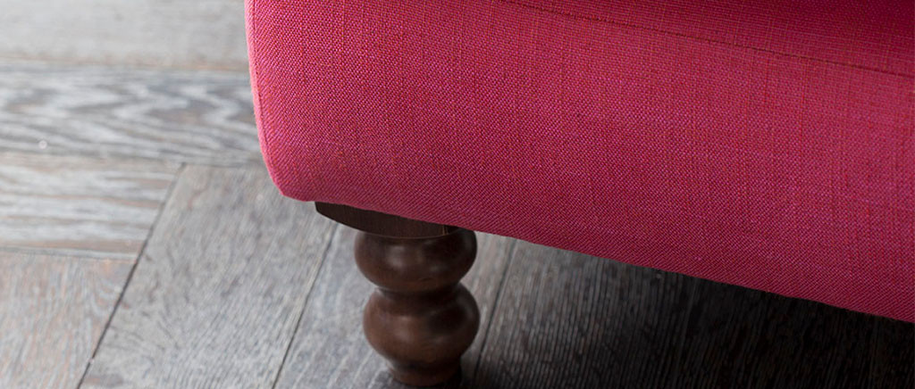 Cartwright Footstool