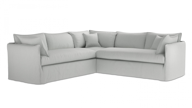 Harriet Large Sofa | Slipcover Corner Sofa | Arlo & Jacob