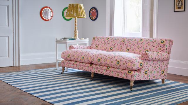 House and Garden New Poirot Sofa