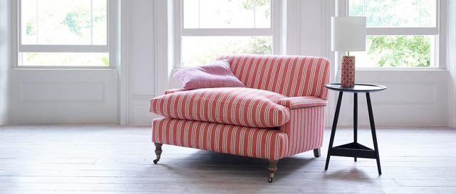 House & Garden Large Holmes Snuggler in House & Garden Fabric
