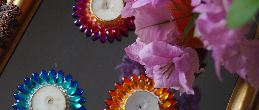 Diwali Tealights