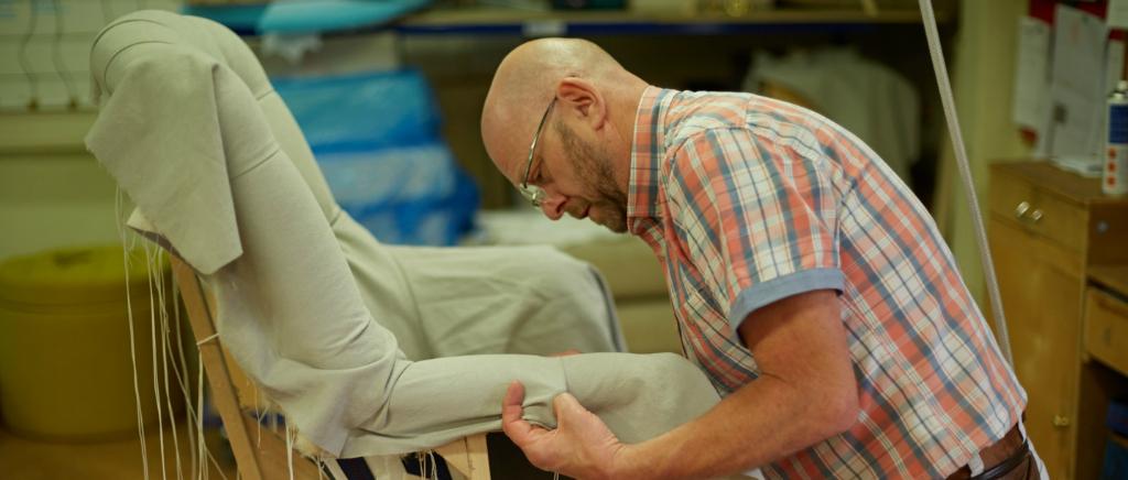 Arlo & Jacob Frame Upholster