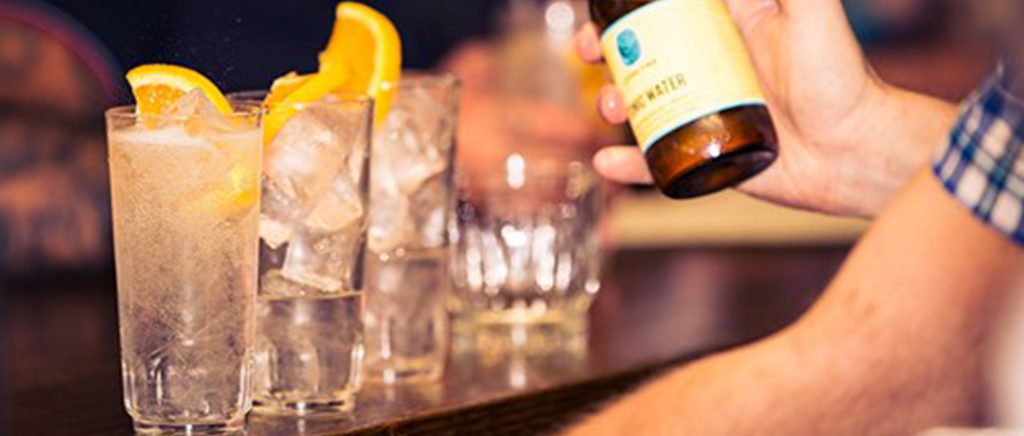 Gin & Tonic Soda Water