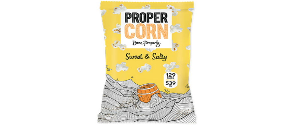 Proper Corn Sweet & Salty