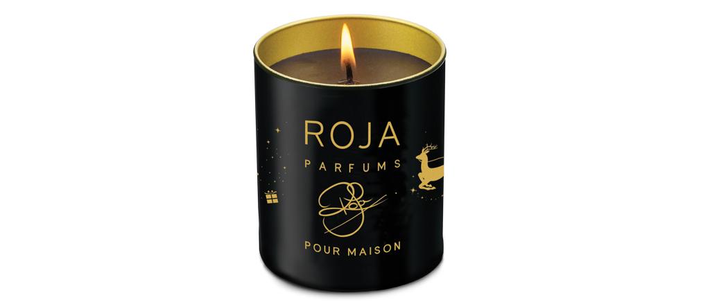 Roja Dove festive candle