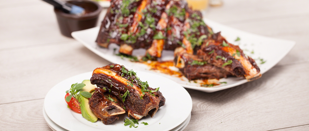 Arlo and Jacob BBQ Ribs Recipe