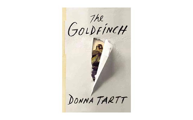 The Goldfinch Book by Donna Tartt