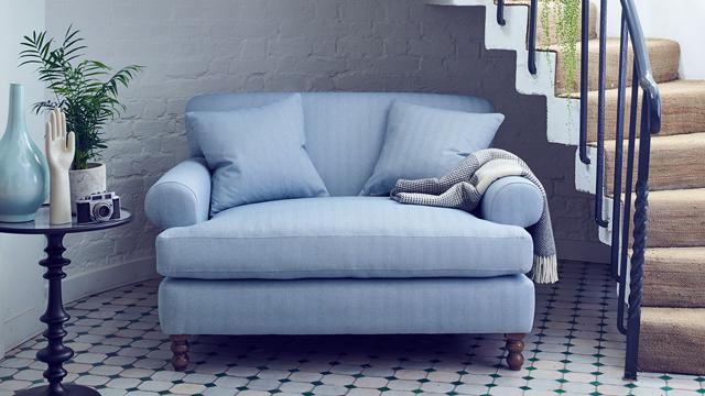 Cartwright Blue Snuggler