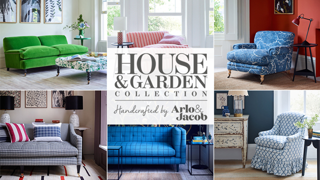 House & Garden Collection Handcrafted by Arlo & Jacob