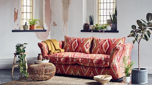 Heywood Kilim Sofa