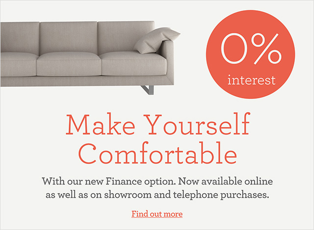 Find out more about our ex display sofas