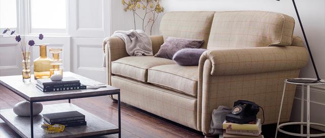 2 Seater Sofa Iris Formal Back