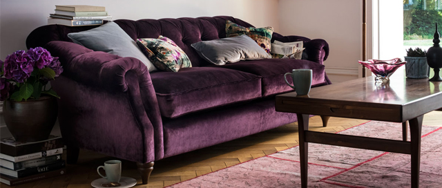 Luxury Darcy Sofa