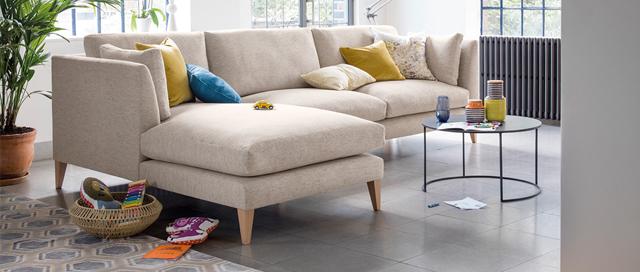 Mid Century Philo Sofa