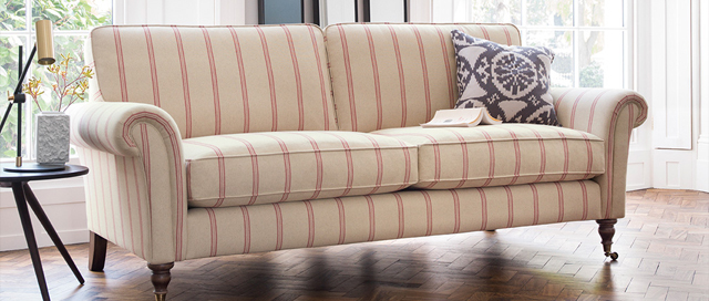 Traditional Sofa Helena Formal Back