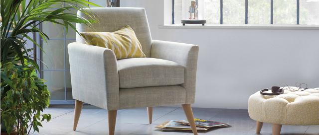 Modern Juno armchair