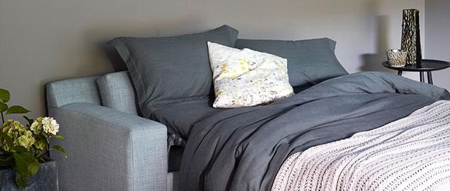Grey Sofabed Pembroke