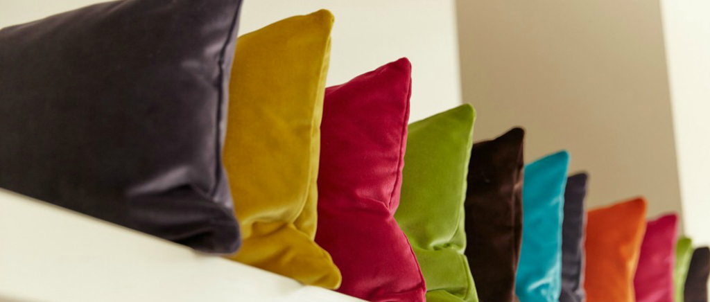 Easter Updates Velvet Cushions