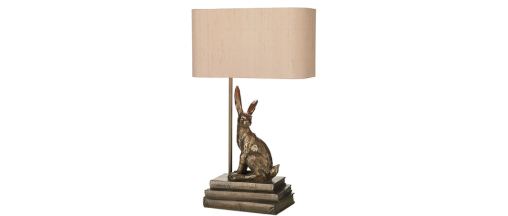 David Hunt Rabbit Light