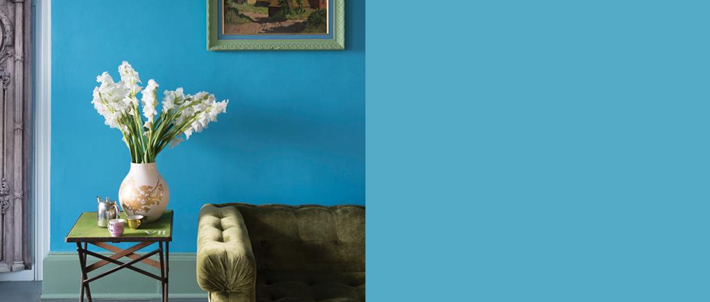 Farrow & Ball Paint St Giles Blue