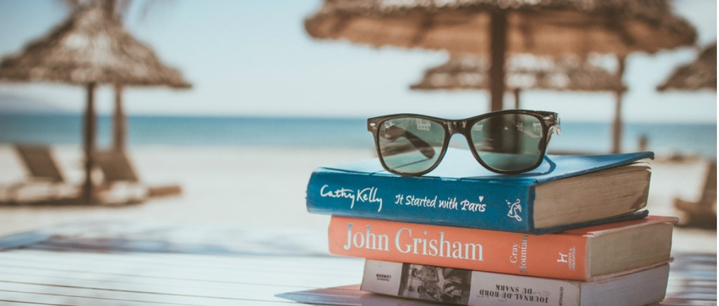 Top holiday reads