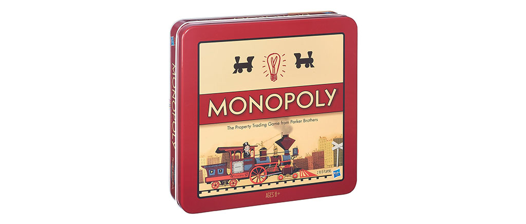 Old fashioned manopoly