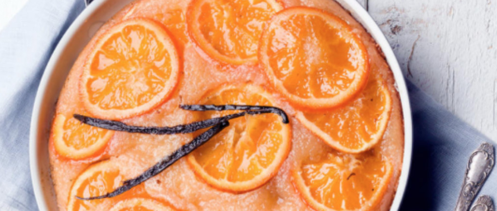 Orange Pan Tart