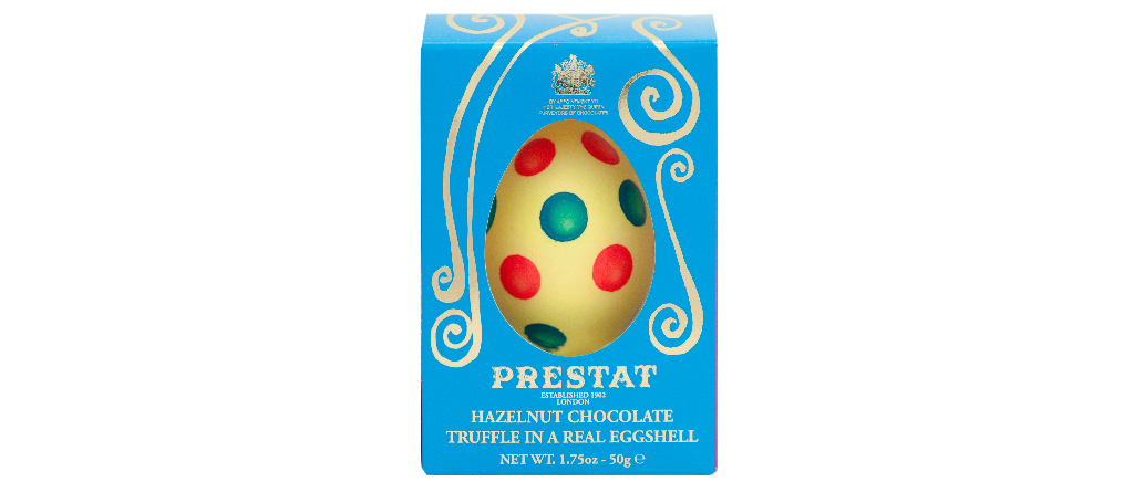 Prestat Easter Egg