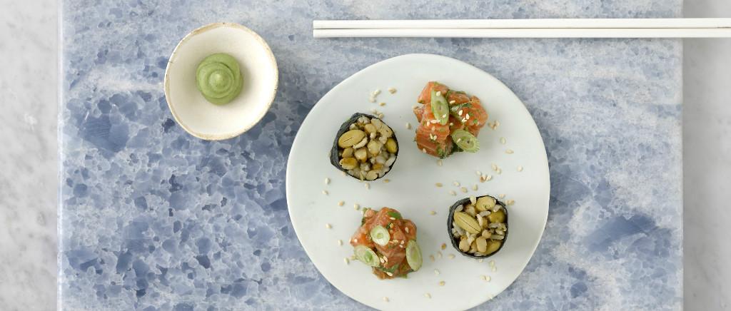 Tilda Rice Sushi Recipe