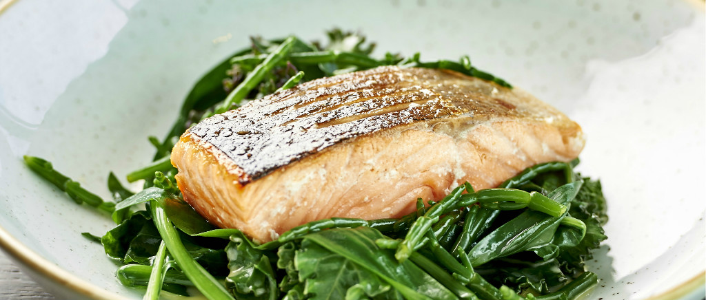 Gin Mare Salmon Recipe