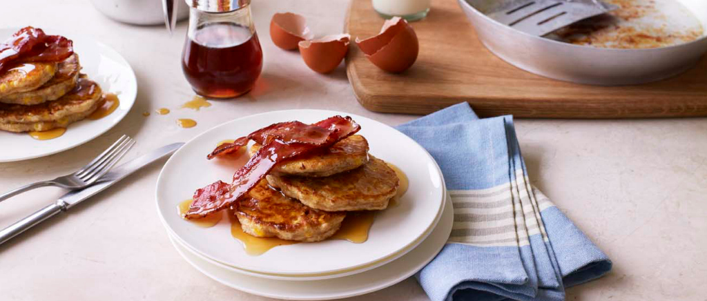 Clark's Pancake Recipe