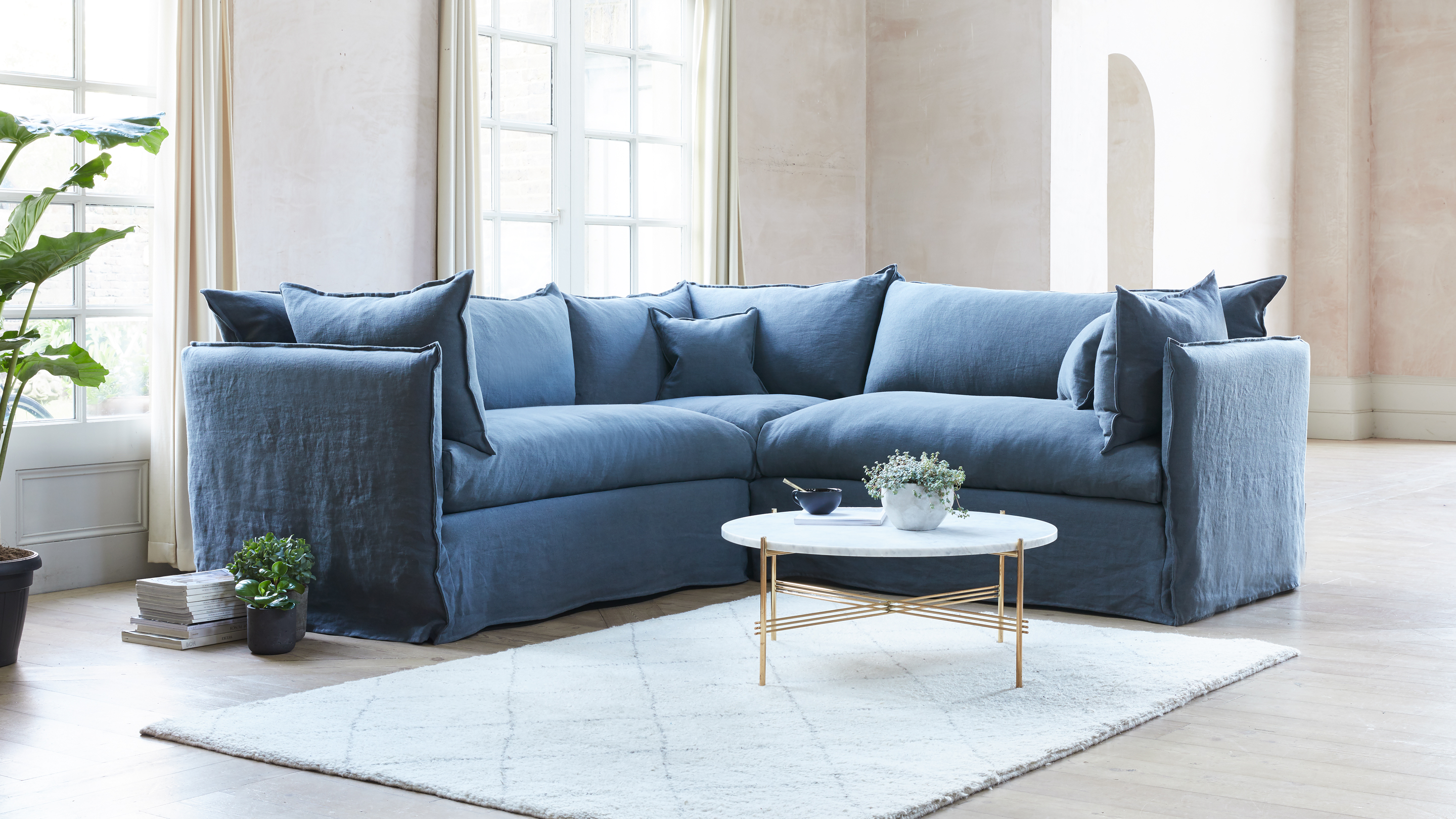 Interior Trends: Linen is the perfect fabric for Spring