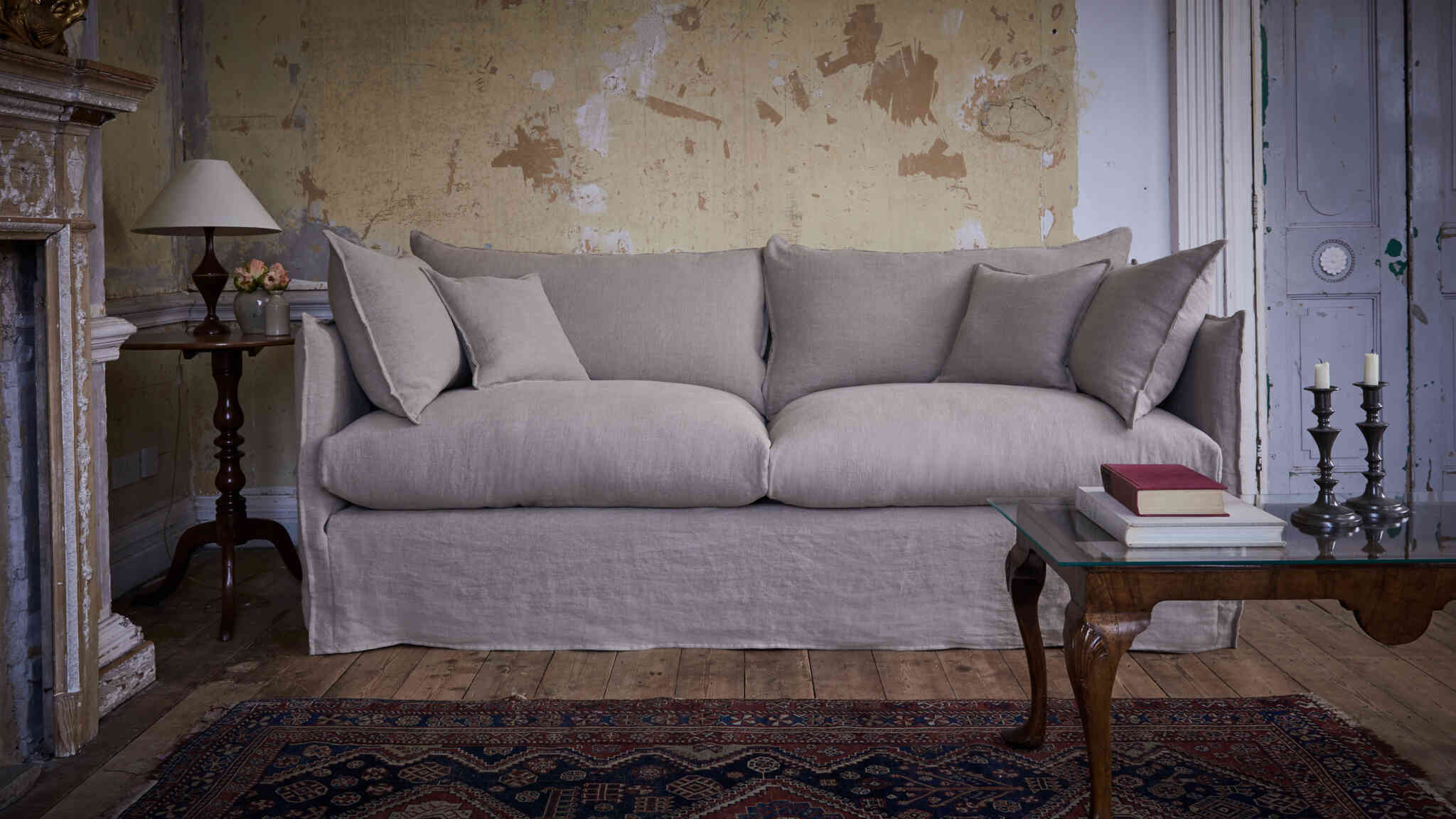 Know How: How to care for linen upholstery