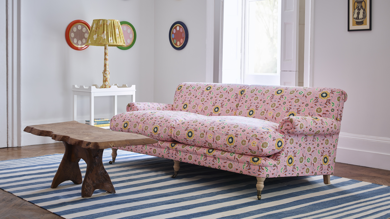 Poirot sofa