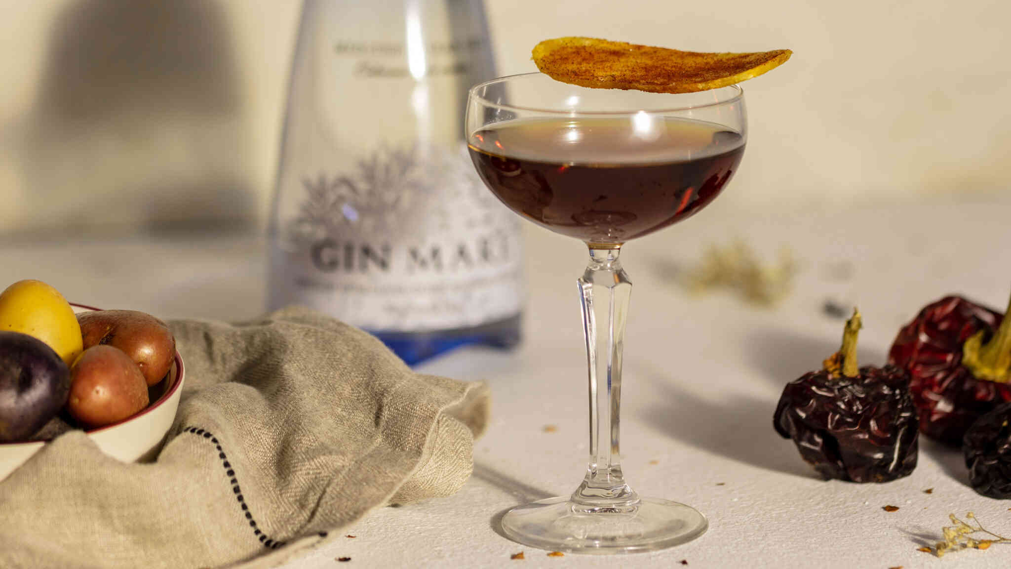 gin mare cocktail
